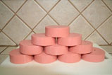 Glycerin Bar Soap -- Pretty in Pink!!!